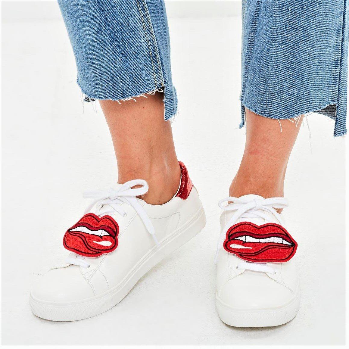 Бели Кецове  3в1 KISS
